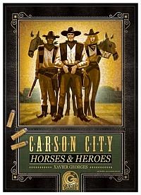 Carson City: Horses & Heroes (Masterprint edition 5b)