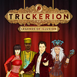 Trickerion: Legends of Illusion (plus dodatki)